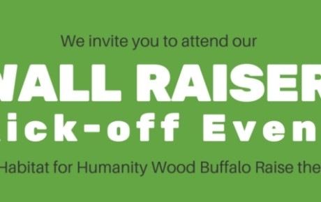 Wall Raiser Kick-off event on November 7th, 2015